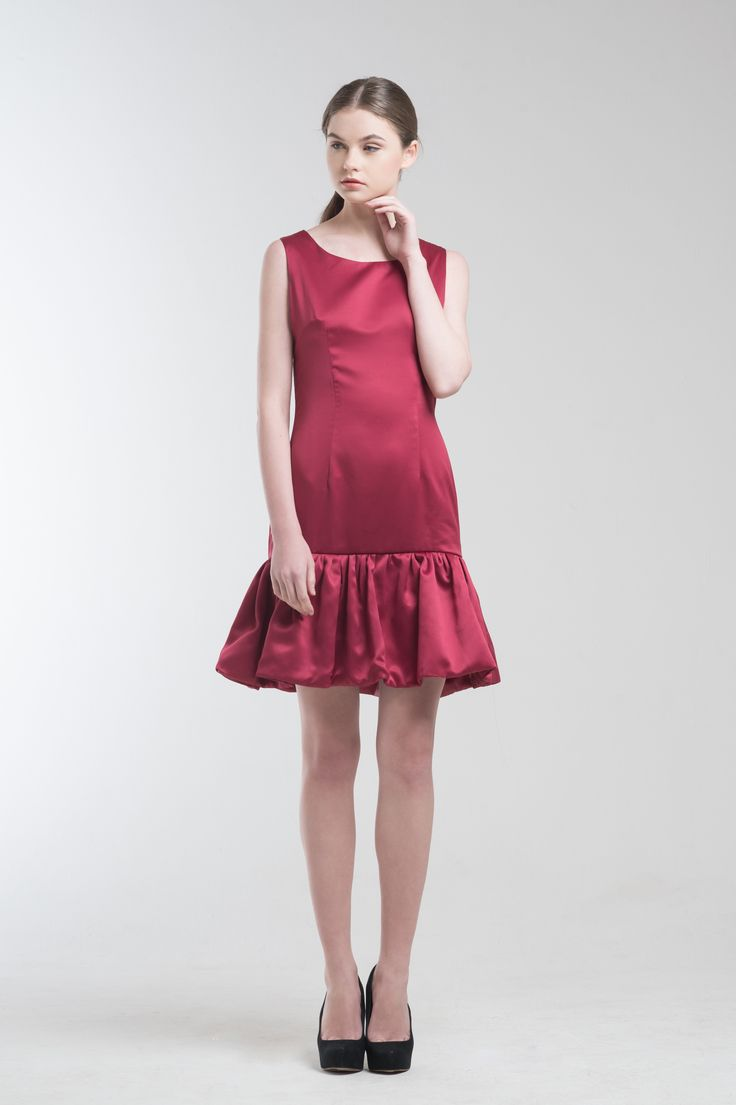 Luna Dress from Jolie Clothing  #JolieClothing www.jolie-clothing.com  #Fashion #designer #jolie #Charity #foundation #World #vision #indonesia  #online #shop #stefanitan #fannytjandra #blogger