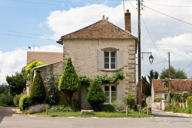 Provins - beautiful house