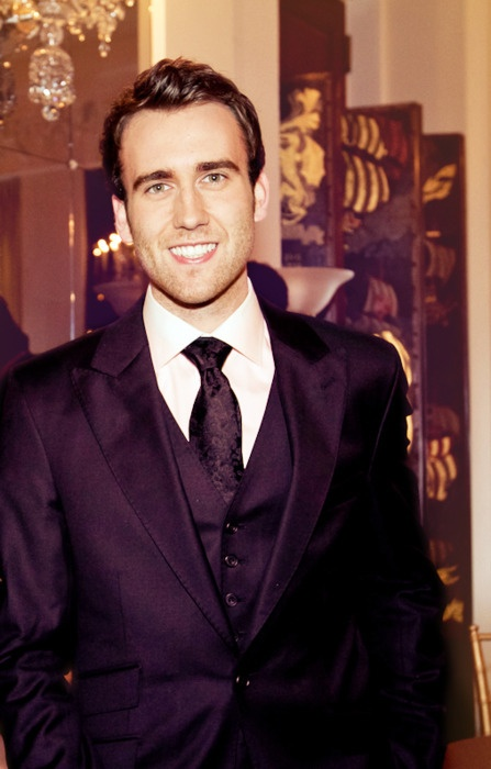 that time when i was obsessed with him after the last harry potter movie came out...matthew lewis