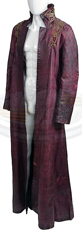 Handmade mens italian napa Leather Underworld Jacket Vampire hunter cosplay