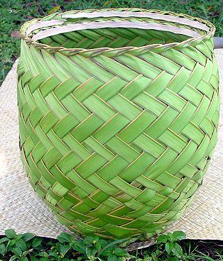 17 Best Images About Coconut Leaf Art On Pinterest Corn