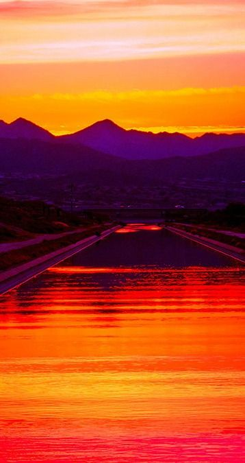 Desert Sunsets That Are So Gorgeous They Must Be Fake
