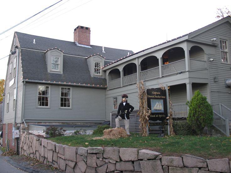 Daniel Packer Inn Restaurant, Mystic CT