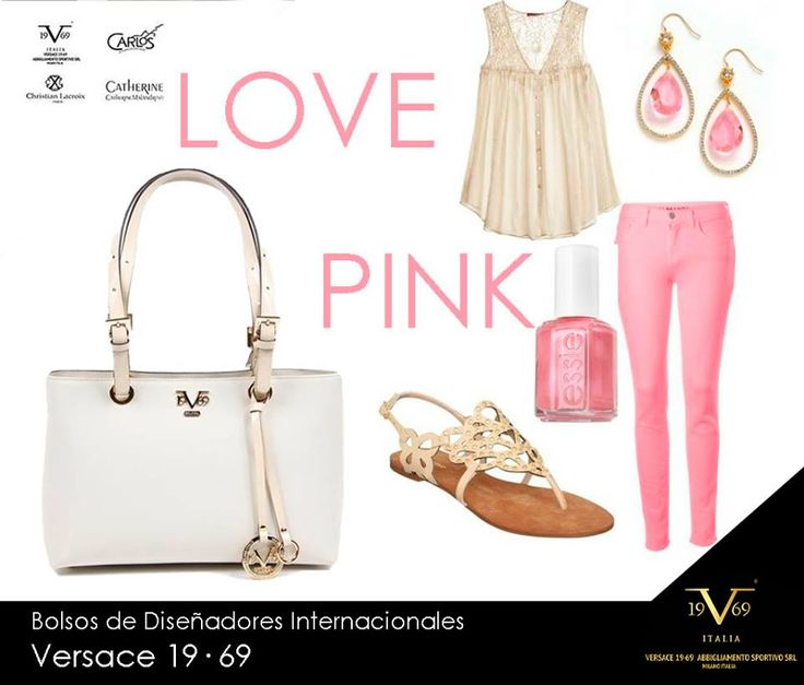 #Pink #Love #Versace1969 #Outfit #Spring