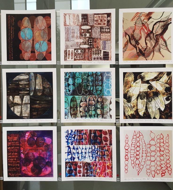 NEW Limited Edition Prints at Sophie Munns' ONLINE STORE: http://seedartlabstudio.bigcartel.com