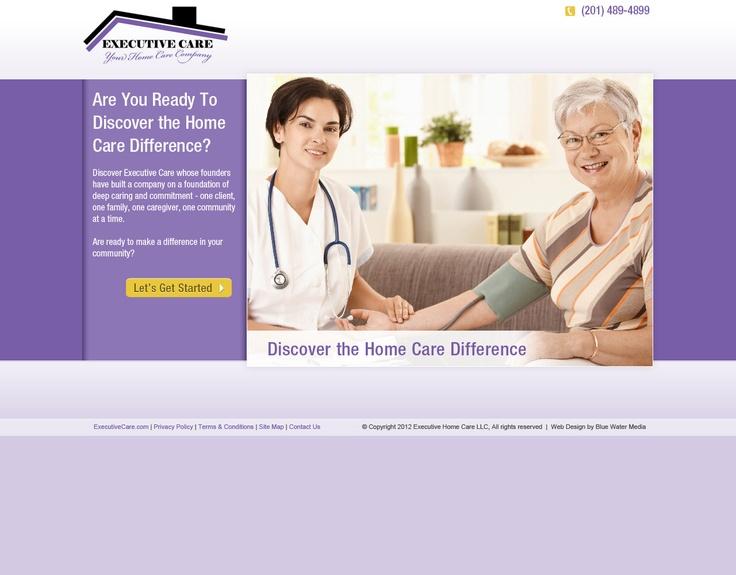 Emejing Home Care Website Design Gallery - Amazing Design Ideas ...