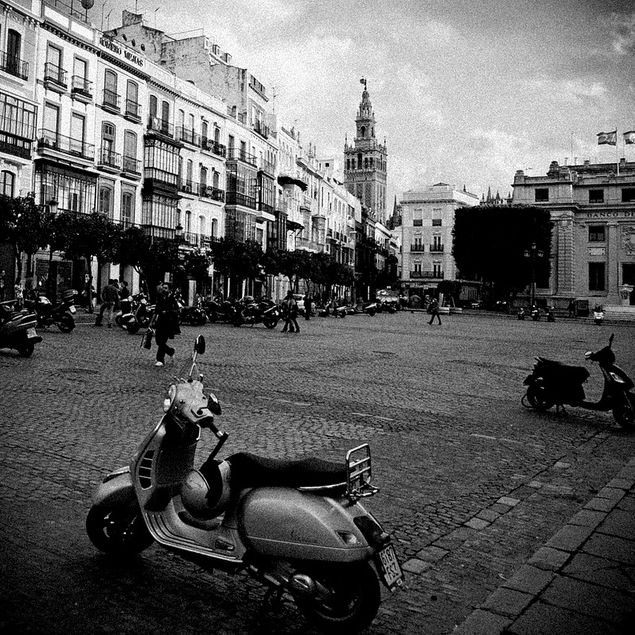 streets of sevilla