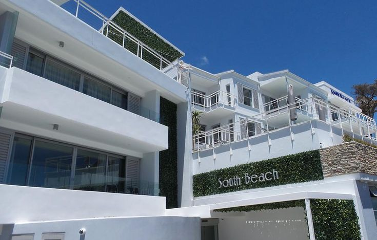 Bo på South Beach Camps Bay Hotel
