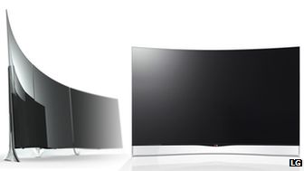 LG Electronics says it will begin deliveries of curved OLED television sets next month, making it the first to offer such a product to the public. The use of organic light-emitting diodes allows screens to be made thinner and more flexible than before. The 55in (140cm) model will cost 15m won ($13,550; £8,725) and is initially limited to sales in South Korea