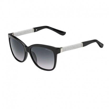Cora Gafas De Sol En Azul Brillo Cora / S Lejos 56 Jimmy London Choo 4dUKO6h