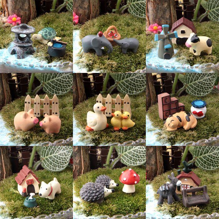 Goedkope 10 set/30 stks/Fairy garden gnome/bonsai/mossen/diy decoratie/terraium decoratie/mooie geschenken/minnaar/varken model, koop Kwaliteit   rechtstreeks van Leveranciers van China: Product Detailspakket omvat: 3 stks/set, 10 set/partij (30 stks)maat: 1.5-2.5 cmMateral: Harsu kunt een bericht te verte