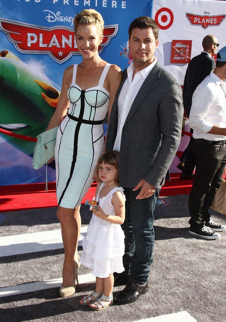 Ashley Scott Welcomes Baby No. 2: Iyla Vue - http://site.celebritybabyscoop.com/cbs/2015/08/11/ashley-scott-welcomes #AshleyScott, #Birth, #Births, #UnReal