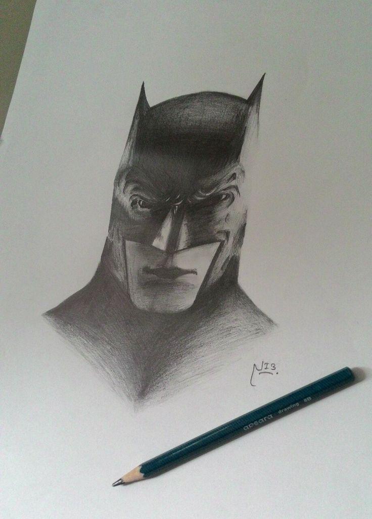 Batman is back...in black...