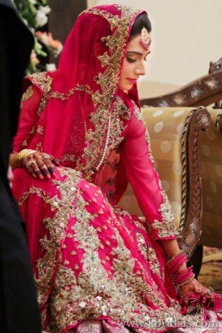 Dulhan Bride Indian South Asian Pakistani Desi Wedding