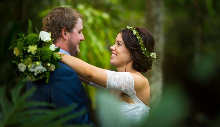 Bride & Groom   Sunshine Coast Wedding Photography   Salt Studios