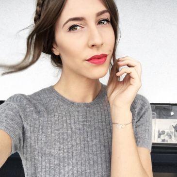 Rote Lippen im Alltag, inspirieren! Rote Lippen – Love Daily Dose – glitzerwelt