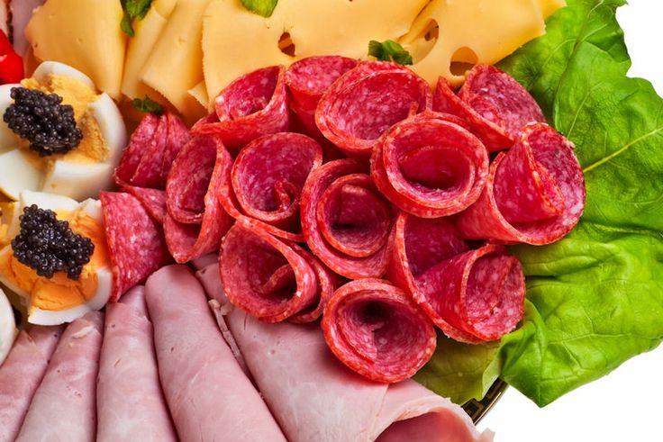 Garneerles vleeswaren