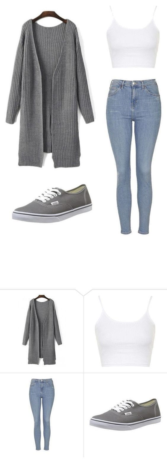 18 Outfits for Teens for School & Womens Fashion f... - #Fashion #forteens #Outfits #School #Teens