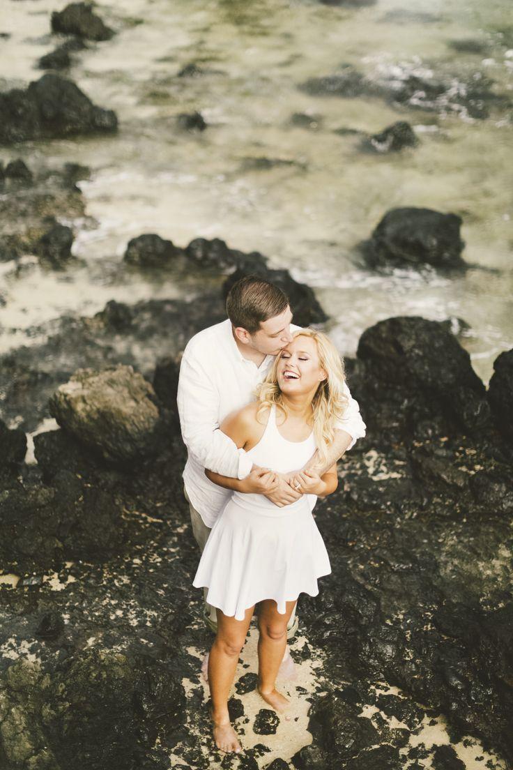 Abby + Zachary {Adorable Makena Cove beach Proposal in Maui} – Secret beach / Makena cove Maui destination wedding photography