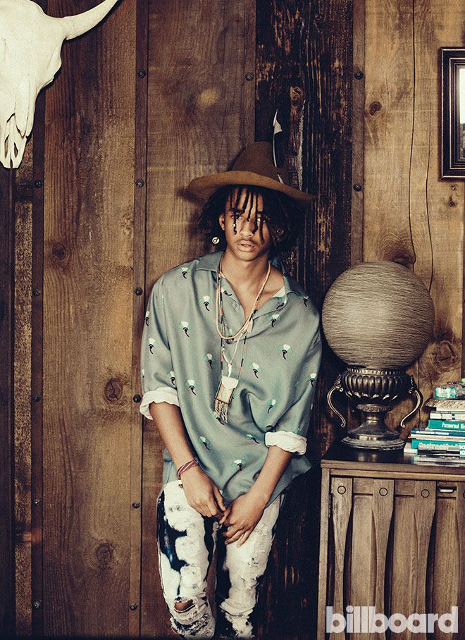 The Shoot: Willow and Jaden Smith Go Boho - Hollywood Reporter