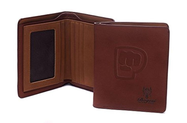 KELL PewDiePie Logo Gift Wallet Embossed Leather Bifold Purse - Brought to you by Avarsha.com