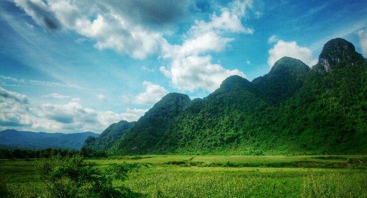 Tan Hoa - Quang Binh - Viet Nam