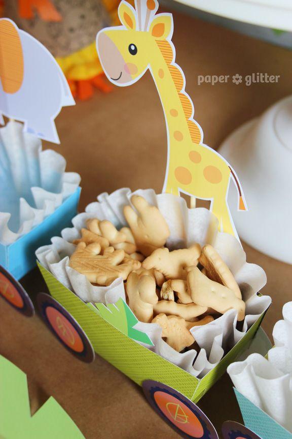 Libre para imprimir, el Partido para imprimir, Kawaii, artesanías de papel, manualidades infantiles, papelería, imprimibles: Mi hijo primera fiesta de cumpleaños