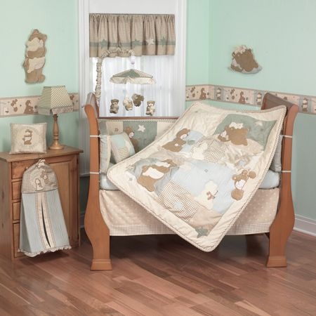 Teddy Bear Baby Nursery Crib Photos Images Pictures Bloguez Essentials Pinterest And