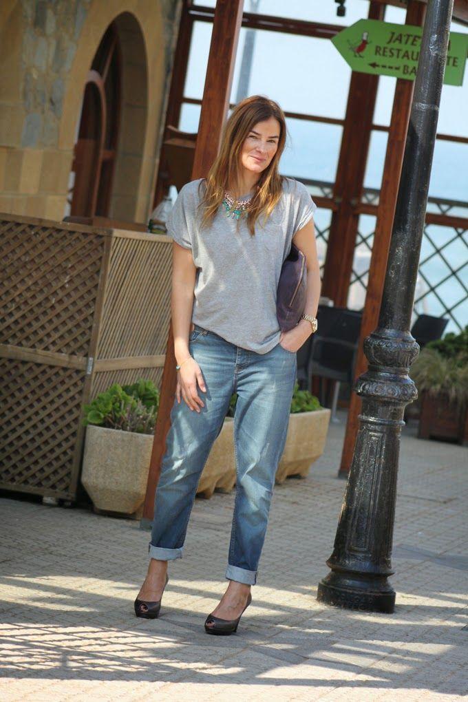 camiseta Vero Moda , Zapatos Ursula Mascaró , escuestiondestilo,Lucía Díez