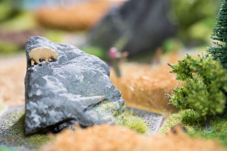 Die Siedler von Catan in 3D, Erz Feld