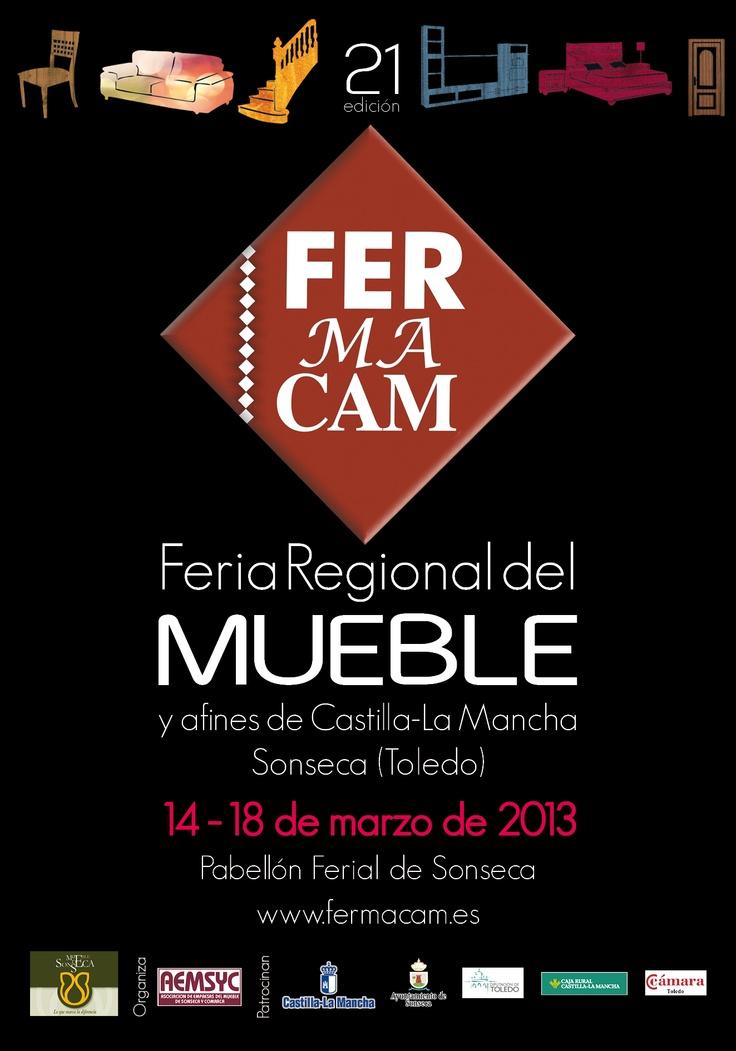 Feria del Mueble FERMACAM - 15 al 19 de Marzo 2013 - http://www.feriade.com/feria_del_mueble_fermacam.php