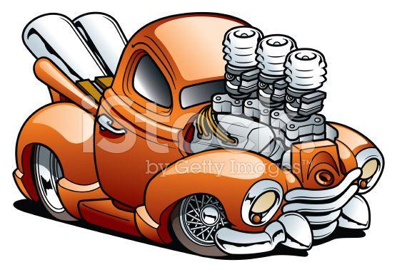 Cartoon Truck stock vector art 6065455 - iStock