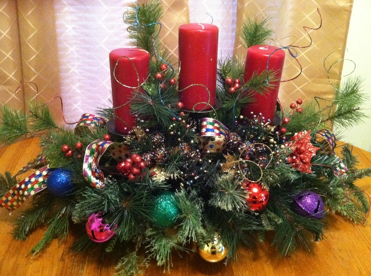 537 Best Christmas Floral Designs And Wreath Ideas Images