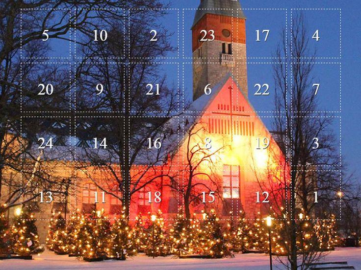 Kansallismuseon joulukalenterin luukuista paljastuu jouluisia väläyksiä Suomen historiaan. Pian saa jo avata ensimmäisen luukun! http://kansallismuseo.digijoulukalenteri.fi/ https://www.facebook.com/malle.taar/posts/10208266906450478