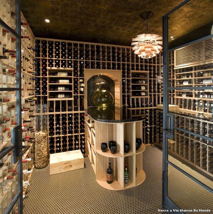 Les 25 meilleures idées de la catégorie Cave à vin moderne sur ...