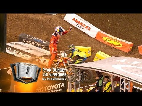 2017 East Rutherford Supercross: 450 Main Event Highlights - TELEVISION ONLINE