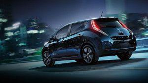 2015 Nissan Leaf lease
