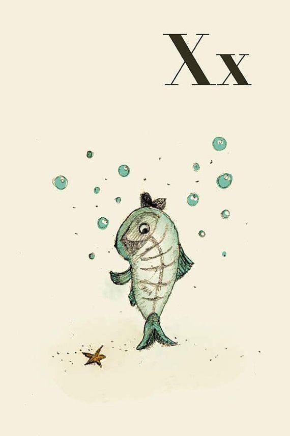 X for X Rail Fish