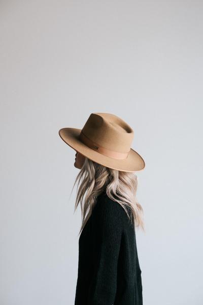 Monroe Brown – Women's Rancher Hat