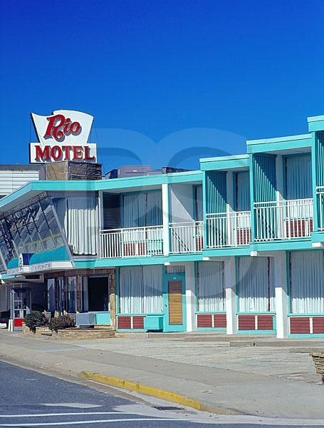 The Rio Motel In Wildwood Nj This Brings Back Memories Me And My Daughter Stayed Here On Our First Trip To Late