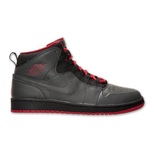 """Sepatu Air Jordan 1 Retro '94 631733-004 sebuah Jordan 1 Retro terbaru dengan tema """"Anthracite""""."""