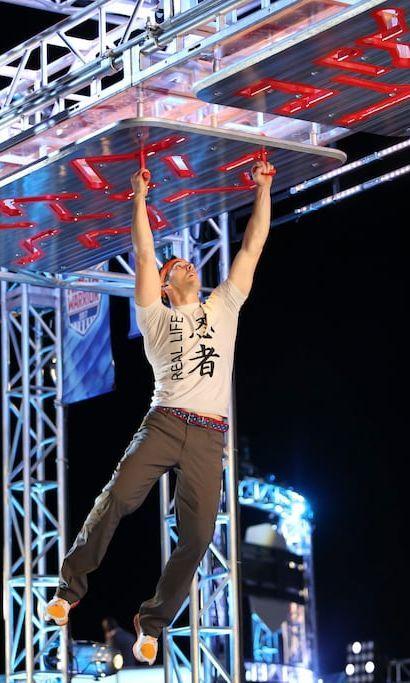 American Ninja Warrior: Drew Drechsel | Ninja Warrior | | American Ninja Warrior | | Ninja Warrior Competitions | #NinjaWarrior #AmericanNinjaWarrior https://www.ninjaguide.com/