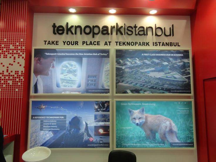 #teknoparkistanbul #idef2013