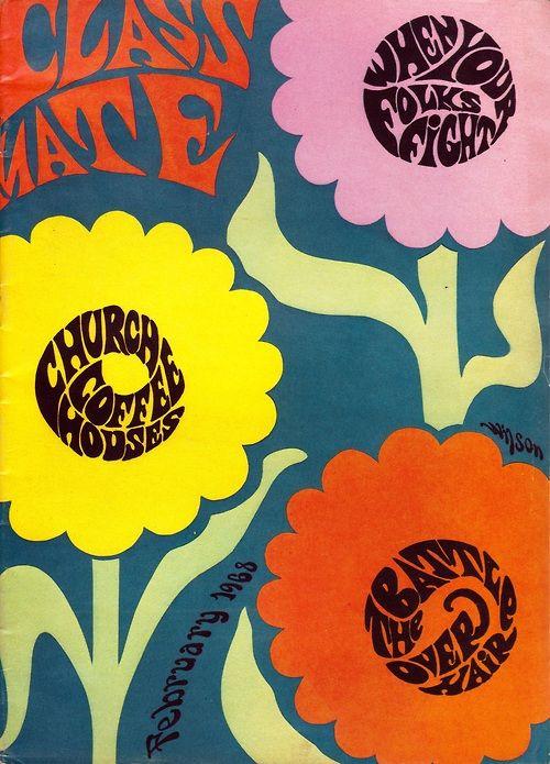 Class Mate magazine Jim Wilson 1968
