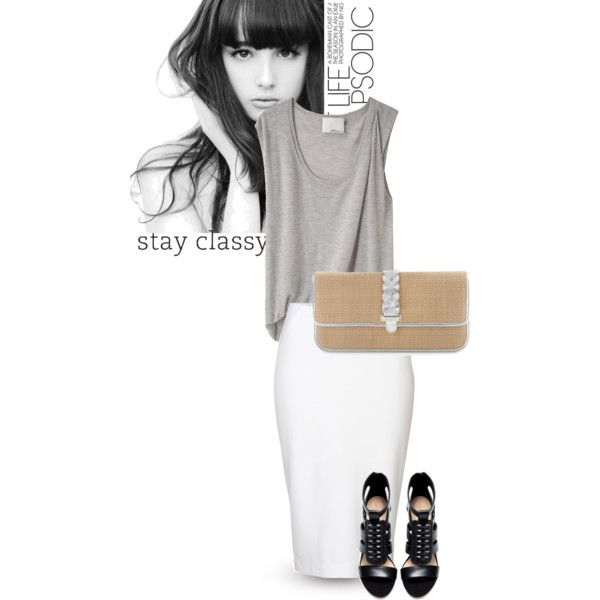 """""""Be classy"""" by zsuuuu-009 on Polyvore"""