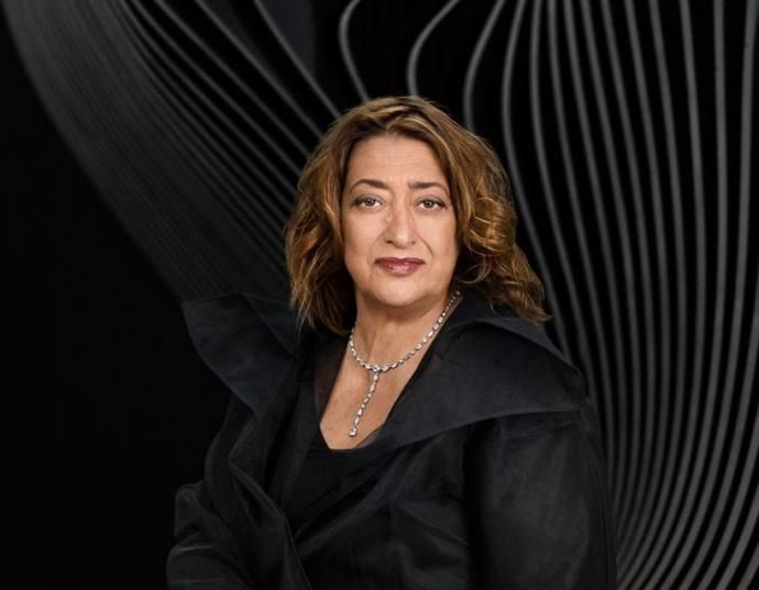 Farewell to the formidable Dame Zaha Hadid, an article at myTrends.
