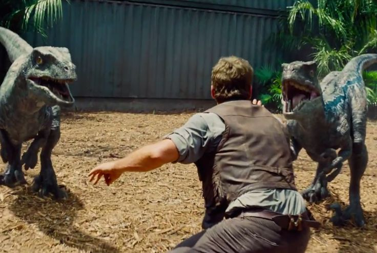 Watch Jurassic World's new dinosaur wreck the park in this trailer