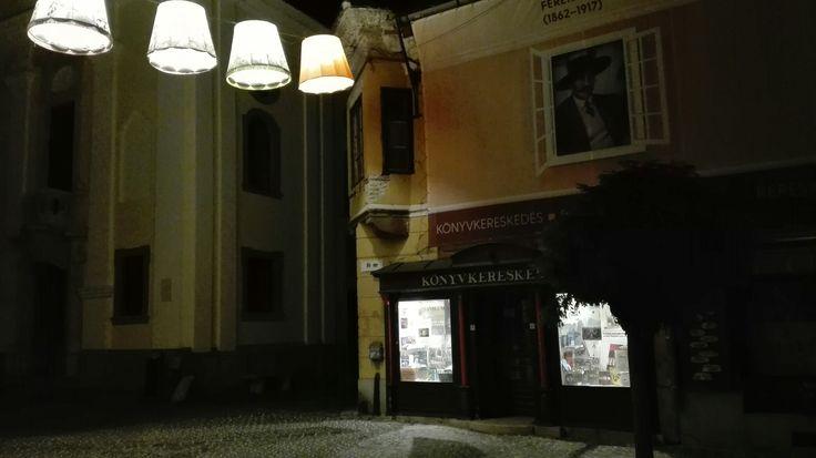 Magyarország Szentendre este
