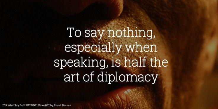 #VitaminOfTheDay #Diplomacy