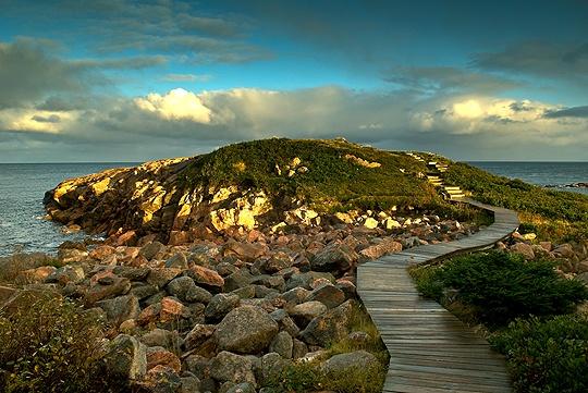 Nova Scotia. So similar to Ireland http://CaperPhotos.Com